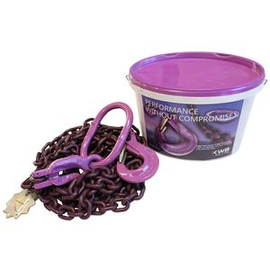 KWB 1-part Chain sling delivered in a bucket