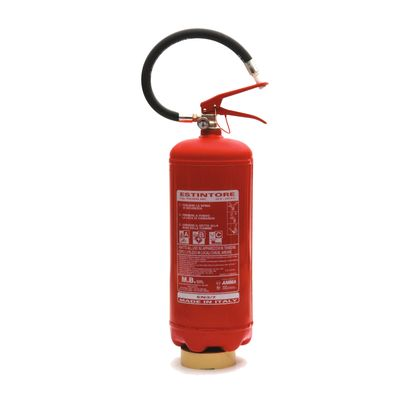 Fire Extinguishers-Powder