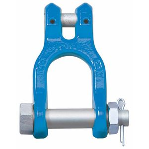 Clevis Shackle X-066, painted grade 100